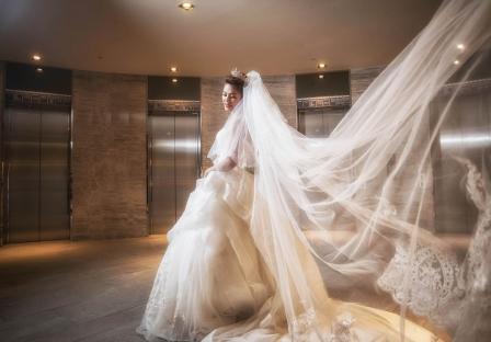 《新北婚攝》潔白的幸福時刻 / 頤品大飯店 新莊晶冠館