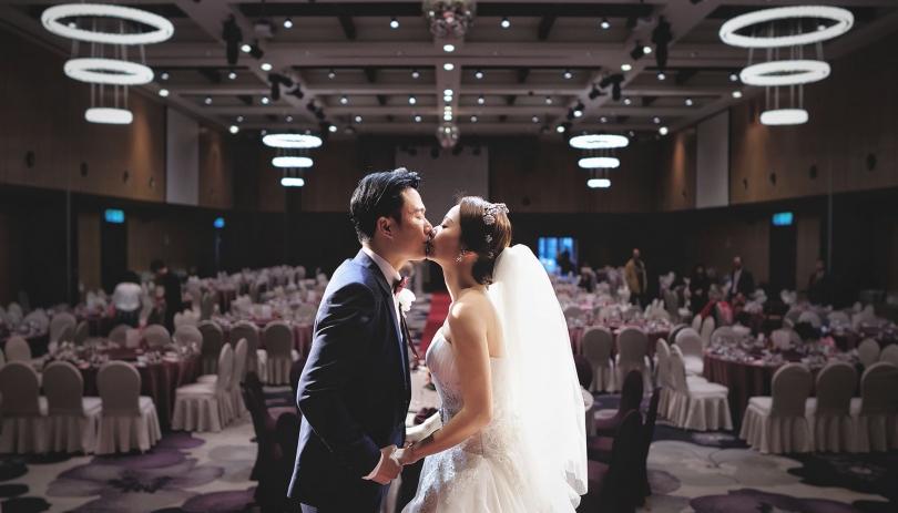 《桃園婚攝》愛在此刻漫漫無止境 / 桃禧航空城酒店
