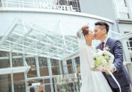 《桃園婚錄》幸福無須修飾 / 諾富特華航桃園機場飯店