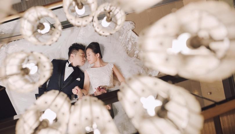 《台北婚錄》甜蜜幸福就是如此 / 北投麗禧溫泉酒店