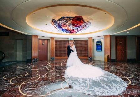 《台北婚攝》婚禮時刻的綿綿幸福 / 台北喜來登大飯店