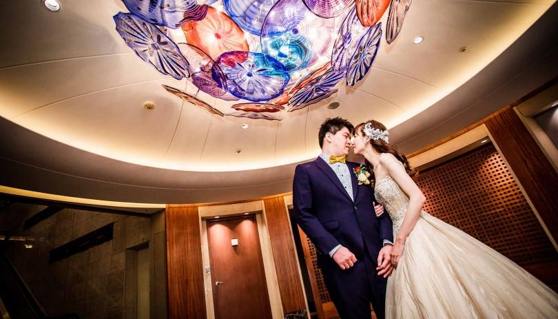 《台北婚攝》幸福的絕對值 / 喜來登大飯店&中山基督長老教會
