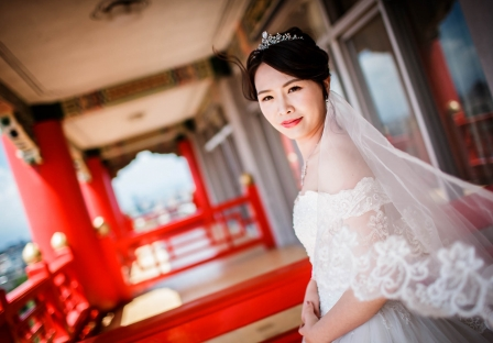 《台北婚攝》這美麗動人喚為幸福 / 圓山大飯店&水源會館