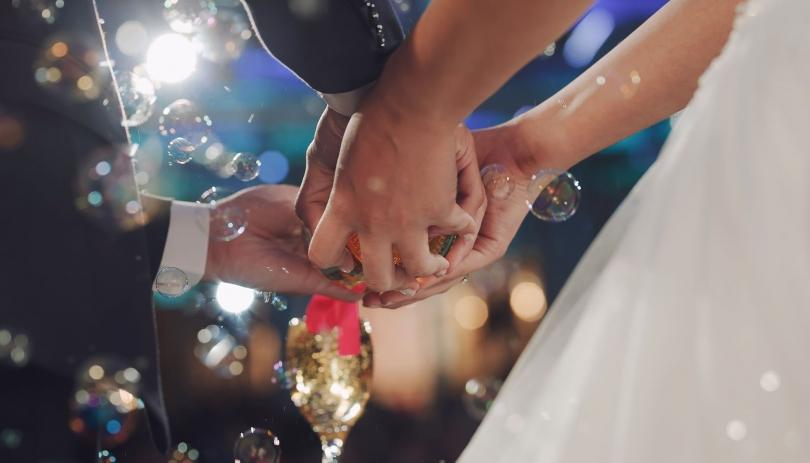 《新北婚錄》輕快的幸福婚禮 / 新店頤品大飯店