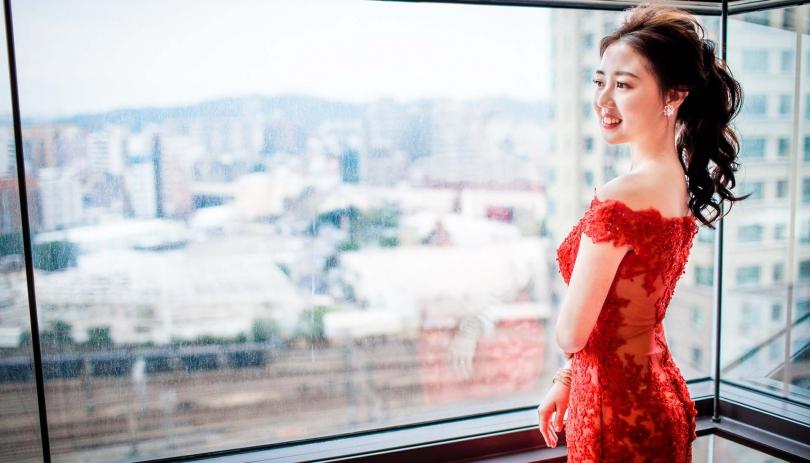 《新竹婚攝》幸福燦爛婚禮時 / 新竹國賓大飯店