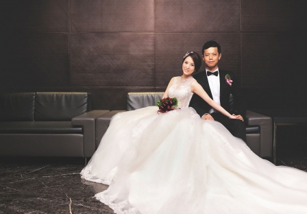 《台北婚攝》我和你的幸福時刻 / 公館水源會館