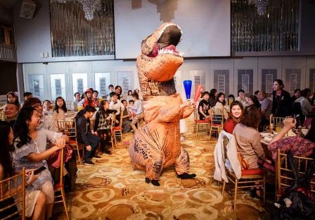 《台北婚攝》幸福也可以很高調 / 晶宴民生會館
