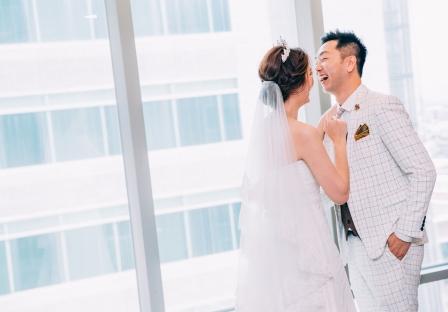 《新北婚攝》 最幸福的相處 / 林口福容大飯店