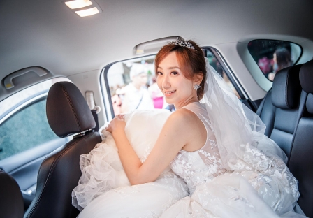 《花蓮婚攝》燦爛的幸福新娘 / 美崙教會&翰品酒店