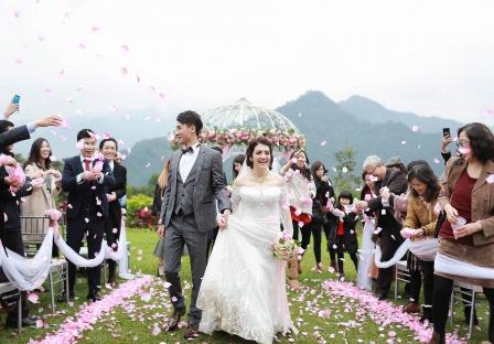 《新北婚攝》幸福降臨時刻的那絕美 / 優聖美地鄉村渡假別墅