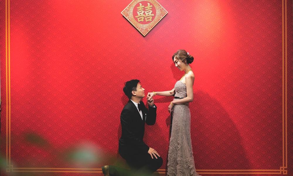 《台北婚攝》為幸福 許下永諾 / 孫立人將軍官邸