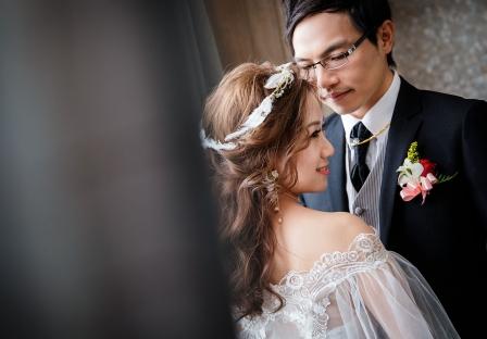 《新北婚攝》幸福的視角 / 府中晶宴會館