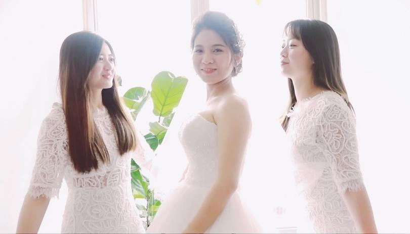 《高雄婚錄》婚禮的最美主角 / 頤品大飯店