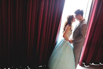 《桃園婚攝》嗨~我的愛 / 八德彭園會館