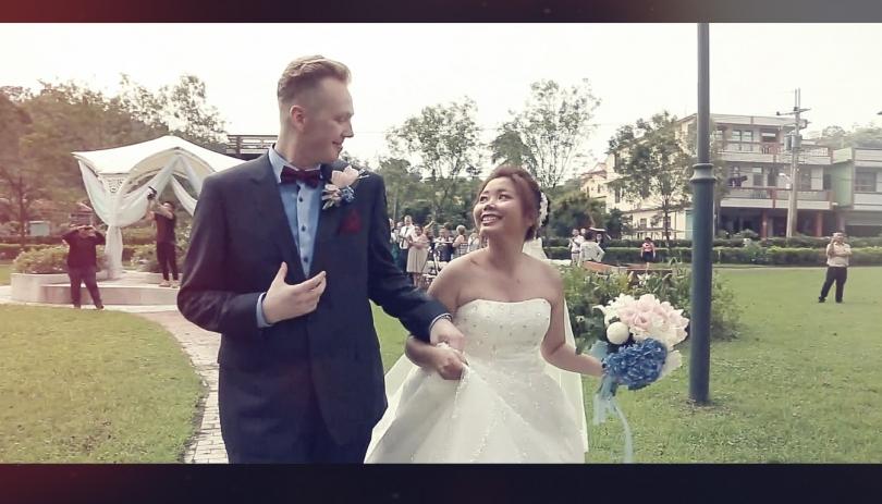 《高雄婚錄》幸福的牽手 / 天鵝堡天鵝莊園