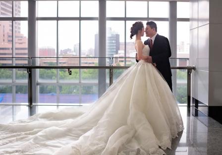 《台北婚攝》幸福時刻擁摯愛 / 徐州路2號庭園會館