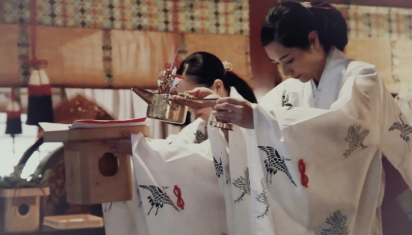 《日本婚錄》穿透傳統與現代的幸福 / 東京日式證婚