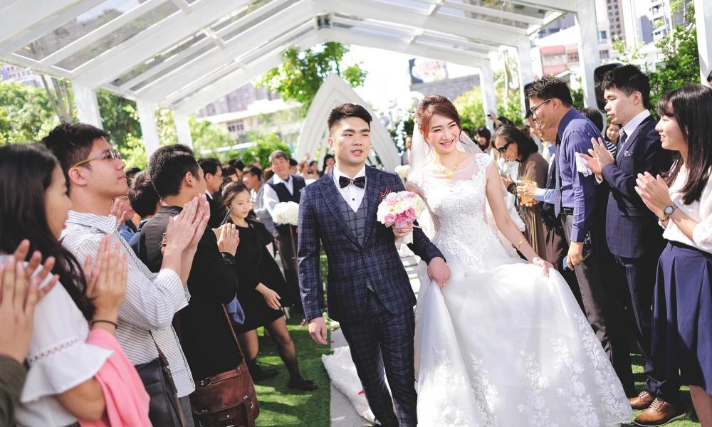 《桃園婚攝》幸福與美麗的際遇 / 青青格麗絲莊園