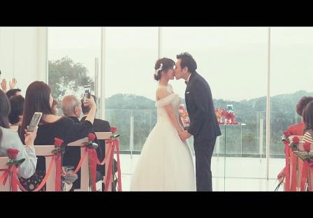 《台中婚錄》 緣分促成的幸福 / 心之芳庭
