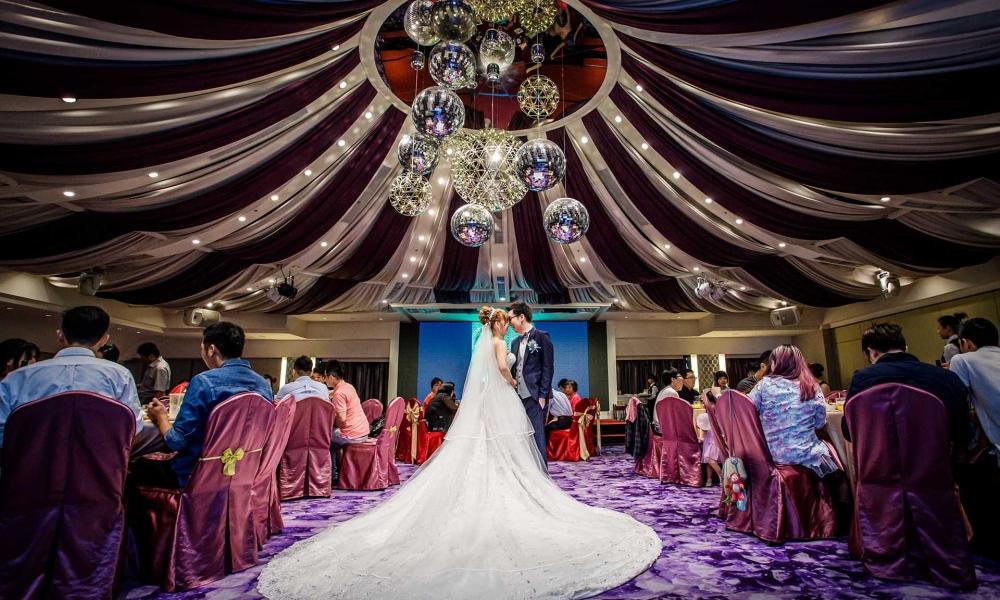 《新北婚攝》婚禮就當如此美妙 / 府中晶宴會館