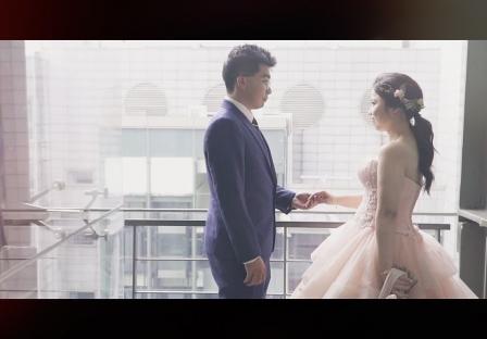 《新北婚錄》牽手幸福情 / 新板彭園婚宴會館