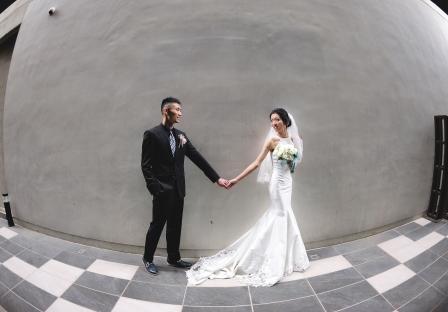 《新竹婚攝》愛,跟我走 / 新竹靈糧堂