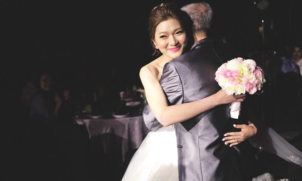 《桃園婚攝》在您的祝福下,幸福了 / 晶麒莊園