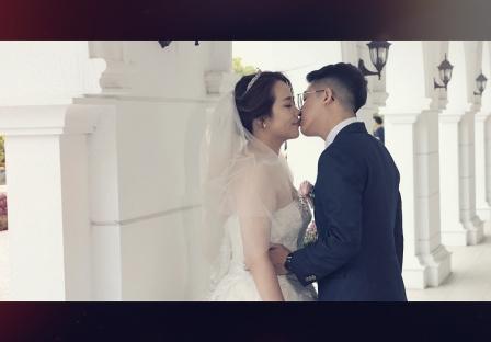 《桃園婚錄》輕吻漾開了幸福序幕 / 花田盛事築夢莊園