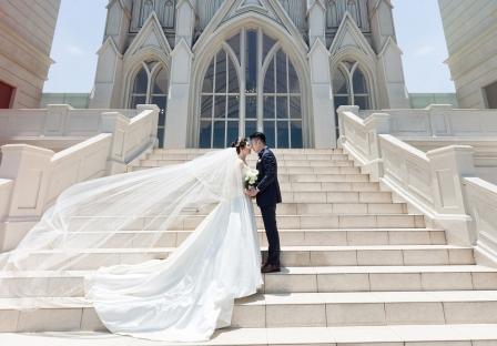 《台北婚錄》幸福婚禮的無限感動 / 翡麗詩莊園
