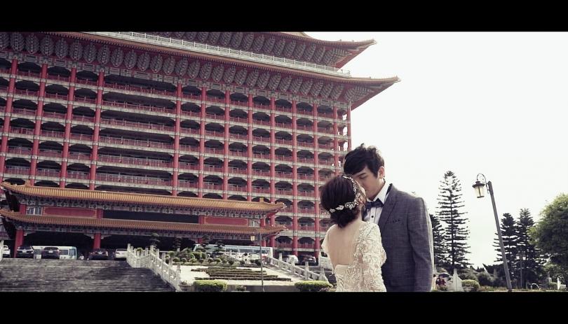 《台北婚錄》讓愛成圓甜蜜綿綿 / 圓山大飯店