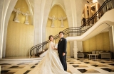 《桃園婚攝》愛,在婚禮中的甜美模樣 / 晶宴會館