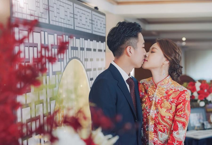《台北婚錄》吻定幸福 / 歐華酒店