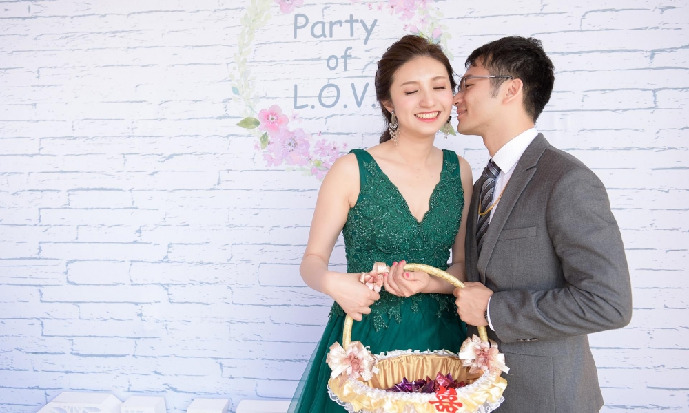 《高雄婚攝》用此生來說愛 / 吉喜餐廳