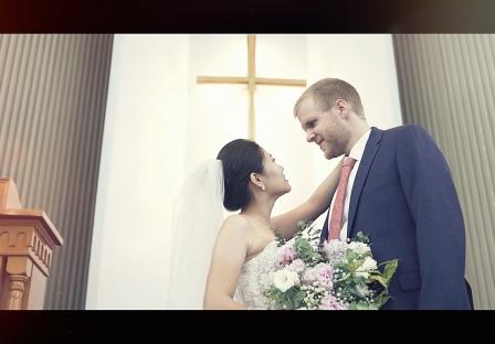 《台北婚錄》聖潔的甜蜜光輝 / 故宮晶華