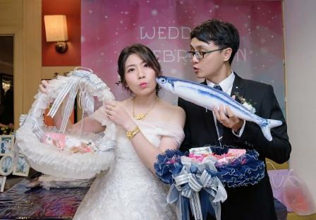 《屏東婚攝》如魚得水的幸福甜美 / 大將日本料理