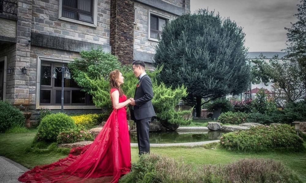 《彰化婚攝》凝視幸福 / 新高乙鮮婚宴會館