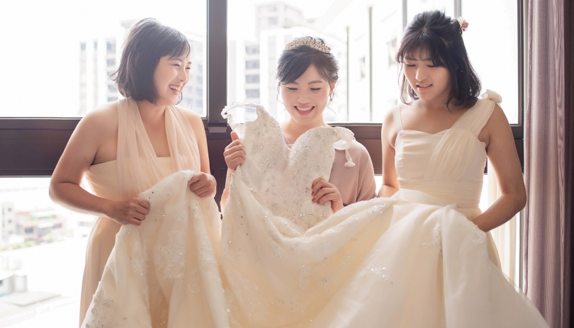 《桃園婚錄》嬌羞中閃現的甜蜜 / 青青格麗絲莊園