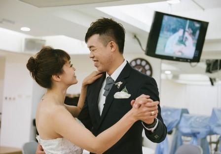 《高雄婚攝》幸福共舞真摯愛 / 東方宴餐廳