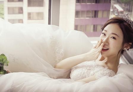 《台北婚錄》唉唷~好美的幸福模樣啊 / 台北君悅酒店