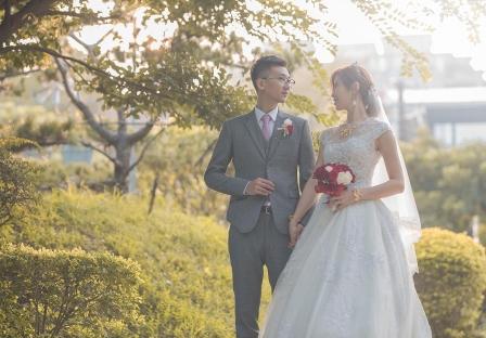 《桃園婚攝》幸福路上你我共伴 / 來福星花園大飯店