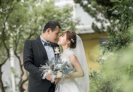 《新北婚攝》以唇說愛 / 觀音市民活動中心
