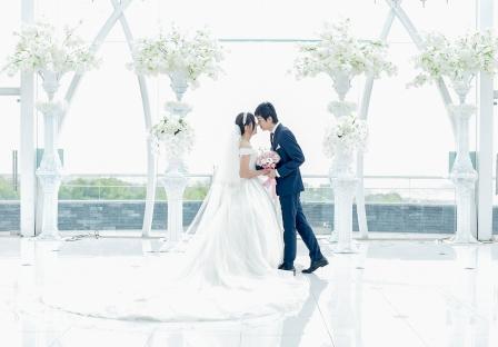 《台中婚攝》白色系愛戀物語 / 球愛物語