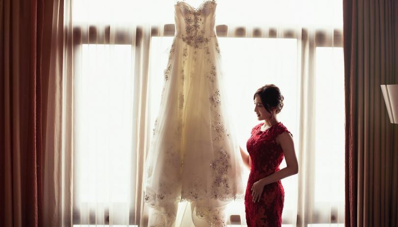 《台北婚攝》沉浸在此刻的美 / 維多麗亞酒店