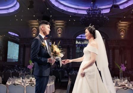 《新北婚攝》這份感覺甜在心頭,美在婚禮記錄中 / 新莊典華