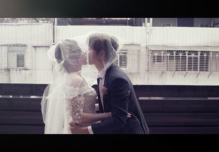 《新北婚錄》幸福啊~藏在我倆的吻中 / 新莊頤品大飯店
