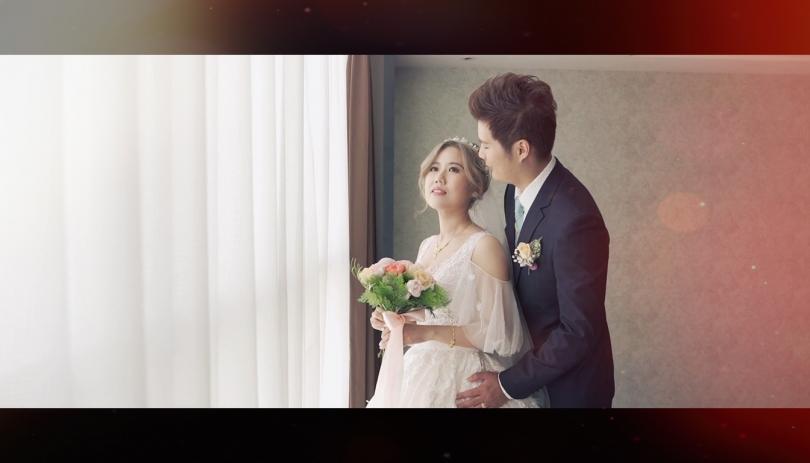 《桃園婚錄》幸福就在那一幕幕的婚錄畫面中 / 喜來登酒店