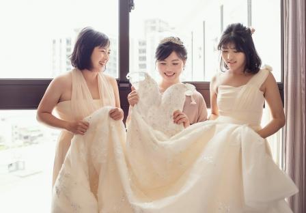 《桃園婚攝》溫熱掌心的甜甜幸福 / 青青格麗絲莊園