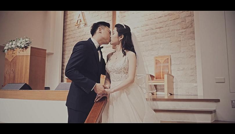 《台北婚錄》一吻情深愛亦濃 / 湖光基督教會