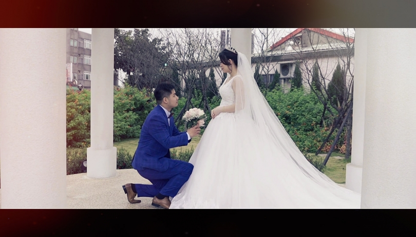 《新北婚錄》漾在愛中的甜美 / 花漾年華饗宴