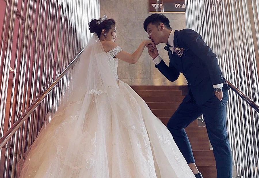 《台北婚錄》親親吾愛,寶貝親親 / 台北W飯店